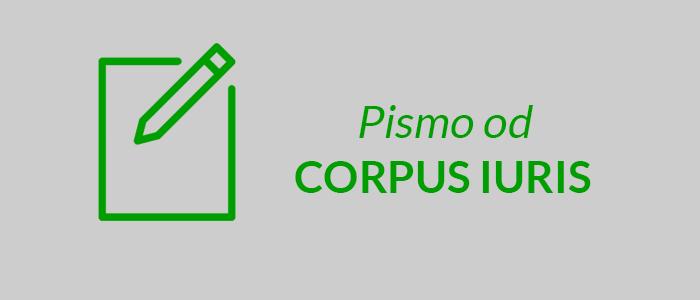 Pismo od Corpus Iuris – czy jest się czego obawiać?